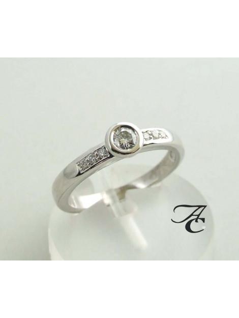 Atelier Christian Ring met diamanten 0.22 ct. 23W8732-8287AC large