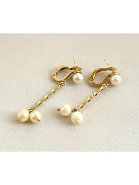 Christian Gouden oorbellen met parels 94F823-3513OCC large
