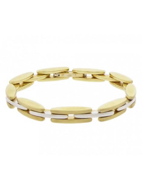 Christian Dubbelzijdige bicolor gouden scharnierarmband 09723T7-0684JC large