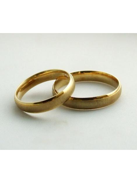 Christian Gouden trouwringen mooi egaal 2F37U3-5119JC large