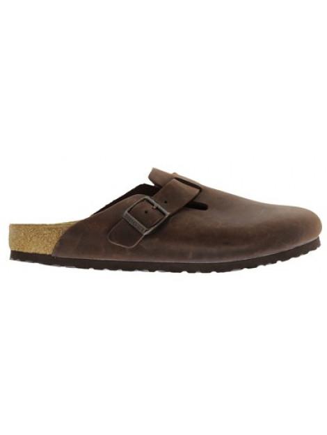 Birkenstock Boston habanna oiled leather small 860133 large