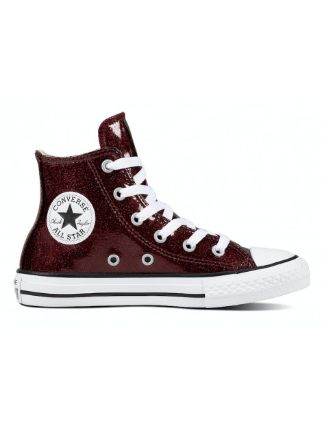 Converse All stars junior 661856c glitter rood 661856C-35 large