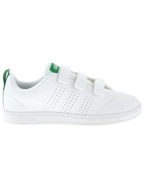 Adidas Advantage aw4880 groen wit AW4880-34 large