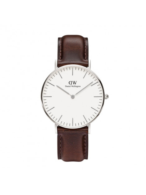 Daniel Wellington Classic bristol 36mm bruin DW00100056 large