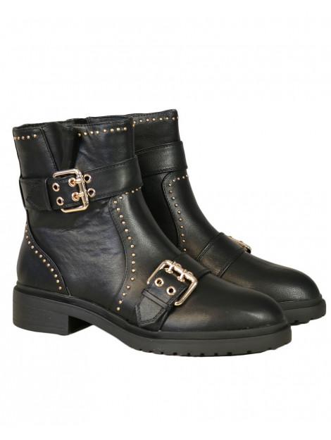 La Strada Enkel boots 1705411.1001a zwart La Strada Enkel boots 1705411.1001A large