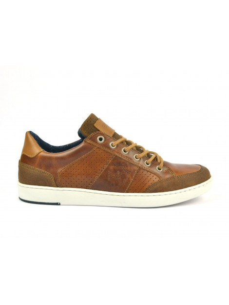 Rapid Soul Sneakers bruin   Herco Cognac   large