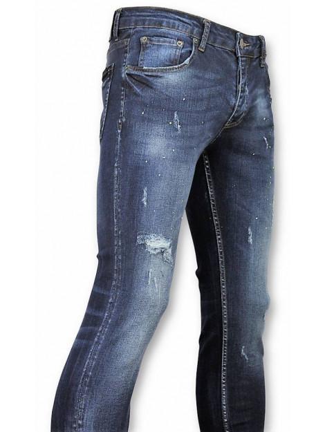 Justing Broeken spijkerbroeken H-75340 large