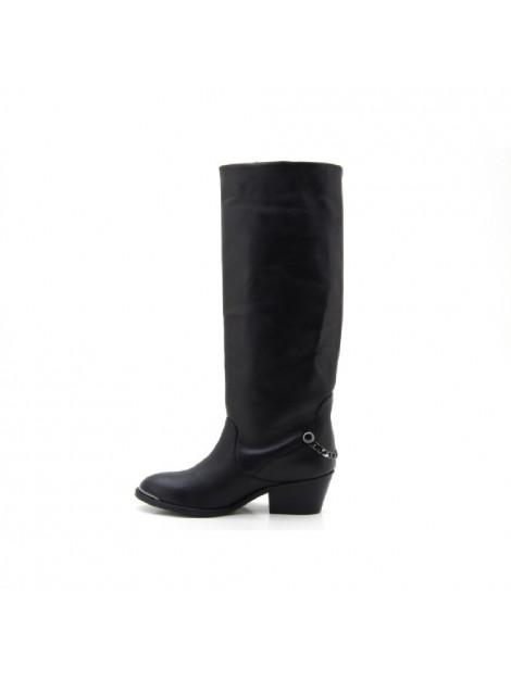 Supertrash Schoenen Laarzen Horsy Black | Laarzen