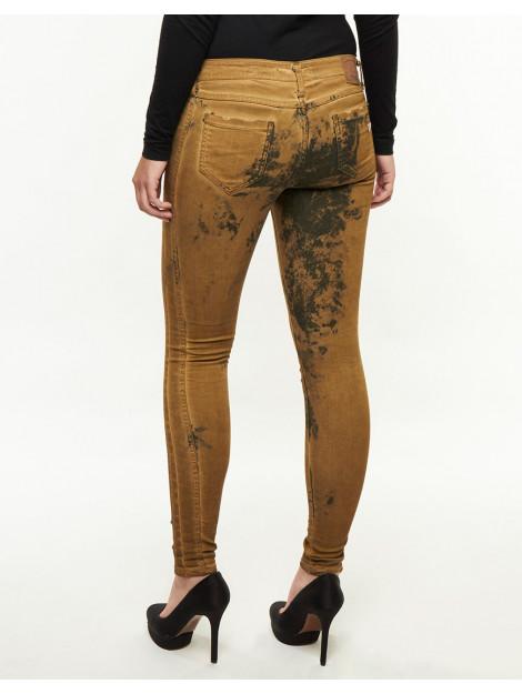 Please Jeans handcrafted vintage chique gold P59GDR5VW-Gold large