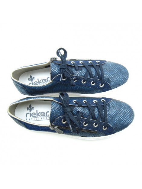 Rieker Veterschoenen M3924 large