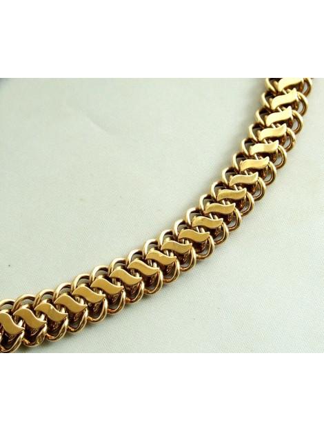 Christian Antieke gouden collier 8619OCC large