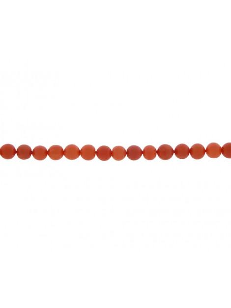 Christian Bloedkoraal armband met gouden slot 3C238D3-1839JC large
