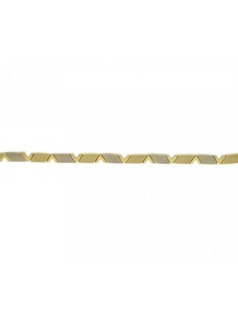 Christian Bicolor armband v model 902R383-0910JC large