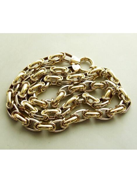 Christian 14 karaat bicolor collier 94D937-3600JC large