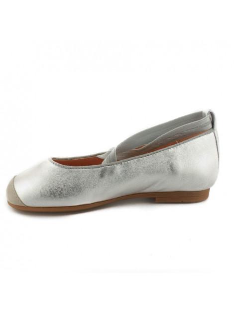Unisa Ballerina's zilver BAILE large