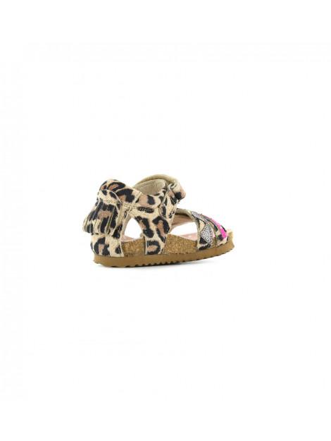 Shoesme CAS064-A leopardo Sandalen Beige CAS064-A leopardo large