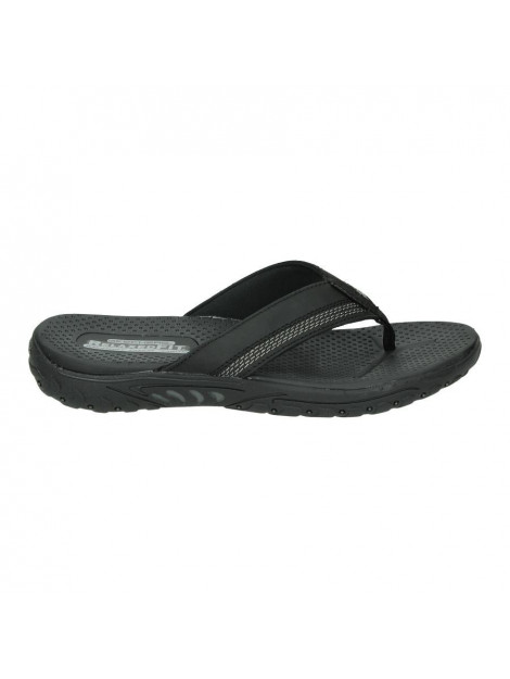 Skechers Sandalen slippers 041487 zwart  large