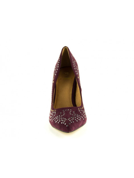 La Strada Pumps high heels bordeaux rood  large