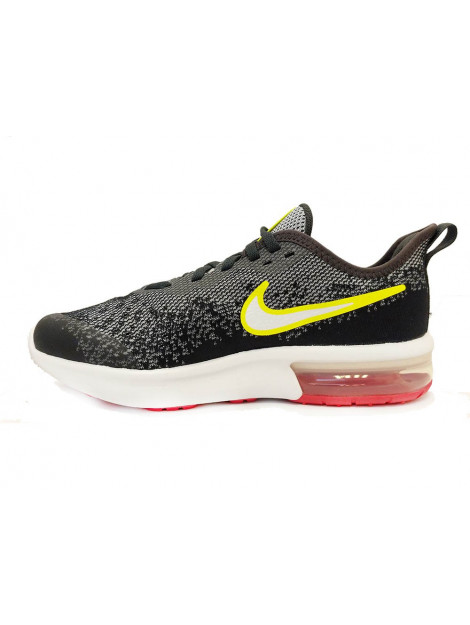 Nike Sneakers air max sequent 4 kids grijs AQ2244-006 large