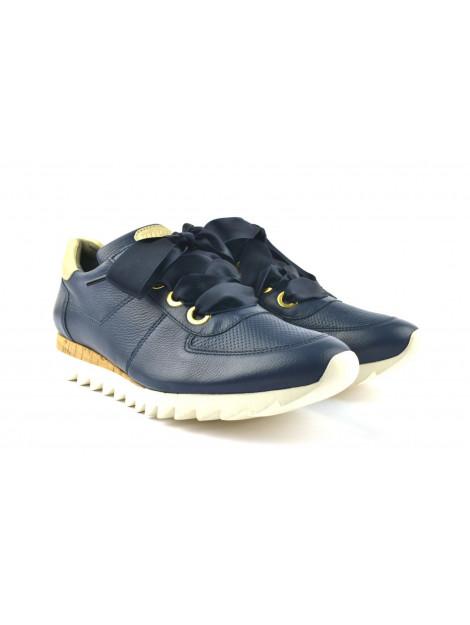 Paul Green Sneakers blauw   4591-022 space   large