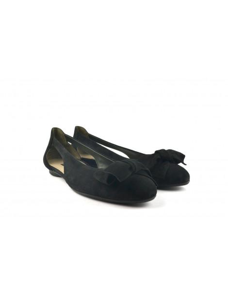 Paul Green Ballerina's zwart   3631-052 schwarz   large