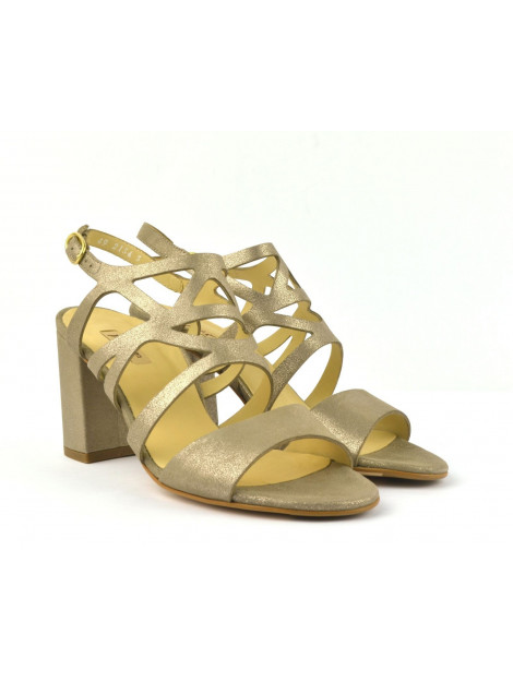 Paul Green Sandalen goud  						 7119-002 champagne  					 large