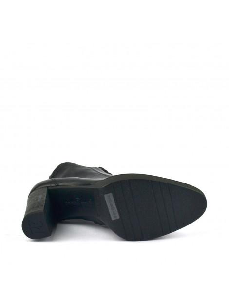 Paul Green Korte laarzen zwart   9435 -003 washed kid   large