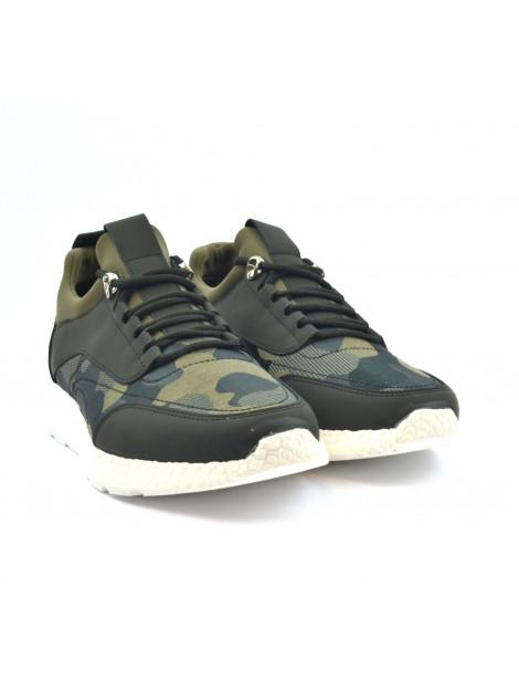 Rapid Soul Sneakers groen   Herve Camo   large