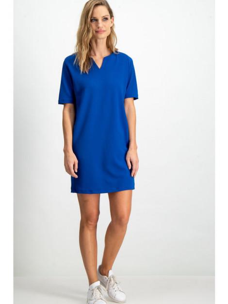 f9e508c2903659 Garcia Jeans Jurk met zakken gs900280 2868 classic blue blauw 8718212573763  large