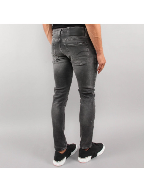 G-Star Nero stretch denim zwart 51001.B479.A800-ANTIC/CHARCOAL large