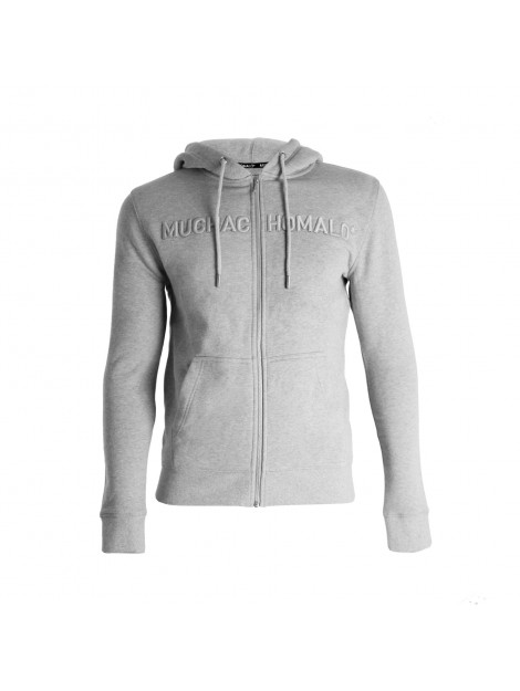 Muchachomalo Men zipper hoodie