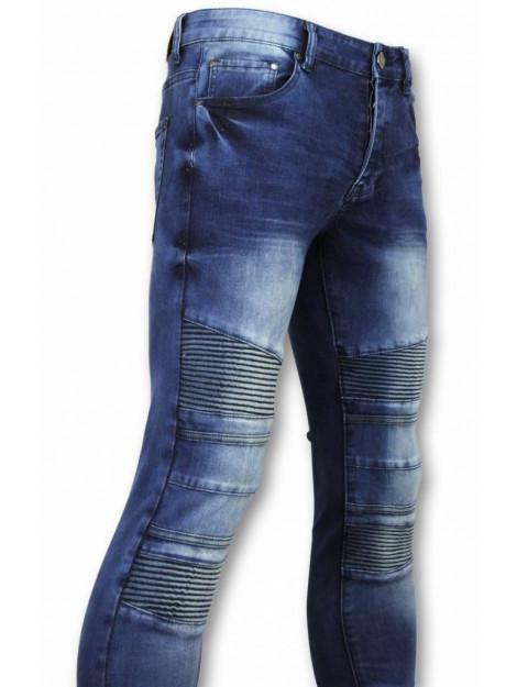 True Rise Jeans biker jeans ZS-1059 large