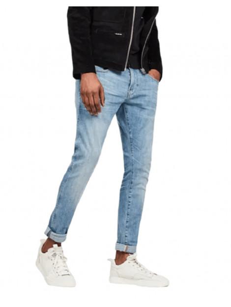 G-Star Revend skinny jeans licht blauw REVEND SKINNY JEANS-51010-8968-8436-5011 large