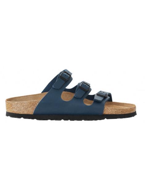 Birkenstock Florida blue soft footbed regular 554711 large