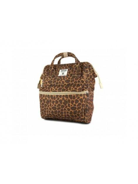 Shoesme Messenger bag aop giraf beige BAG9A040-D large