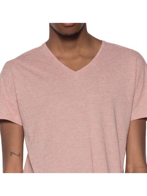 Scotch & Soda T-shirt met korte mouwen roze 139694 large