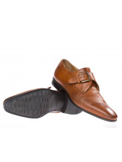 Giorgio Geklede schoenen cognac HE46997-126 Serrano large