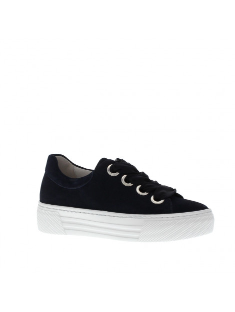 Gabor Sneakers 101015 blauw 101015 large