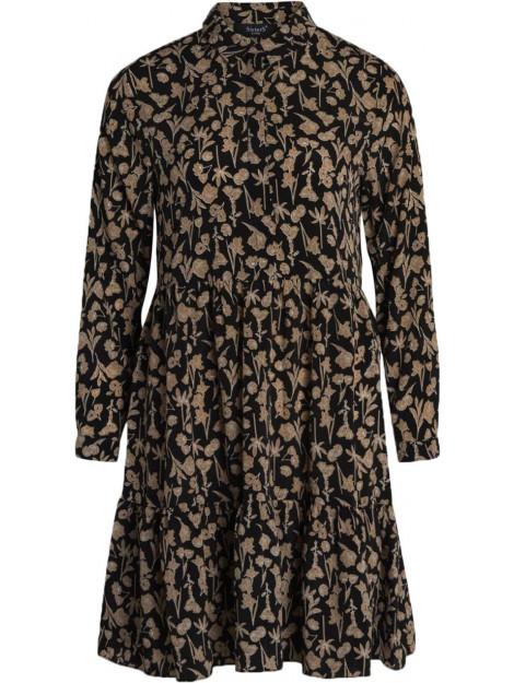 Sisters Point Gloss-dress zwart 11817-010 large