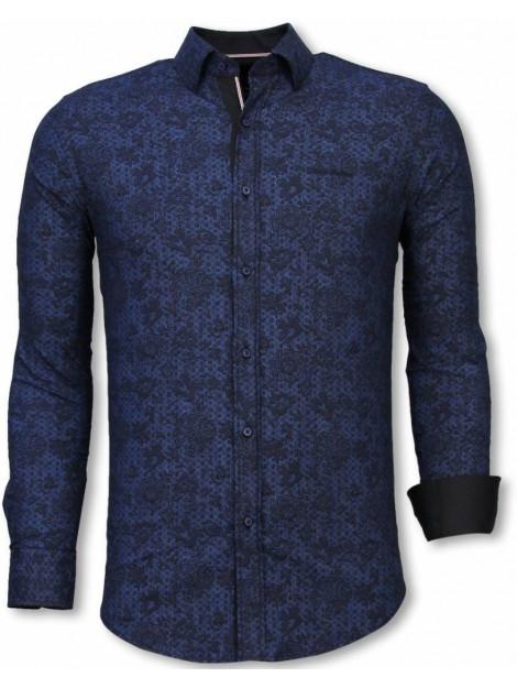 Tony Backer E overhemden slim fit 2050B large