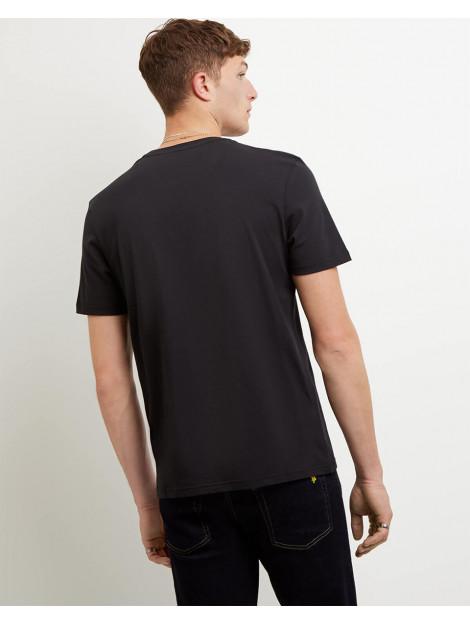 Lyle and Scott T-shirt ts1020v zwart Lyle & Scott T-shirt TS1020V large