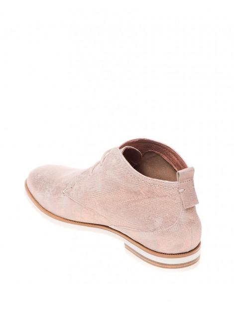 Carmens Veterschoen soft leather shoe shiny pink 051.935CR-Peonia large