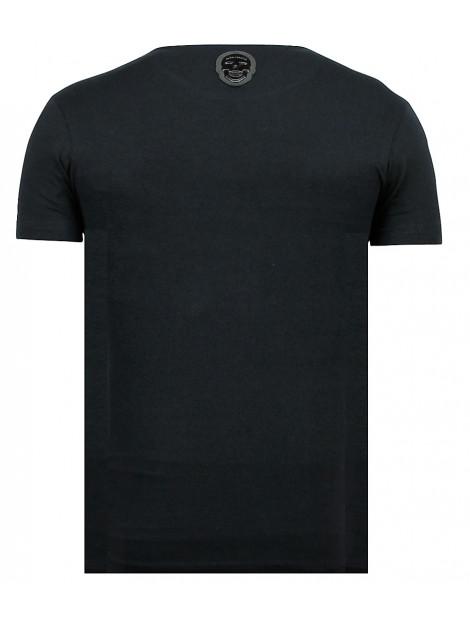 Local Fanatic Icons leuke t-shirt 11-6361Z large