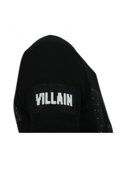 Local Fanatic Villain duck vette t-shirt 11-6325Z large