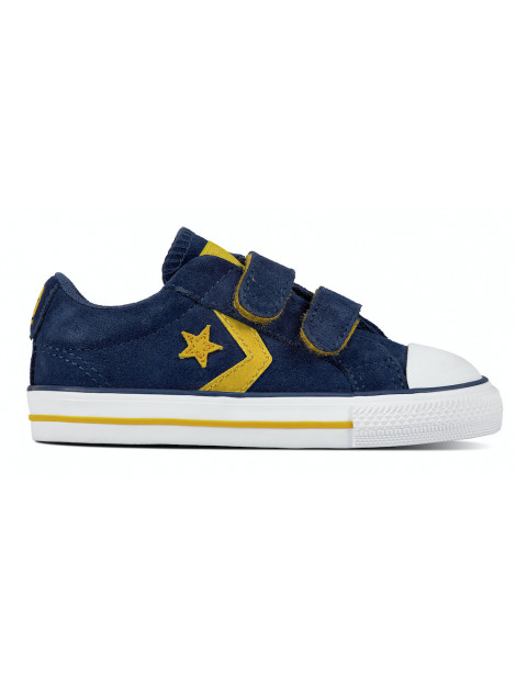 Converse Star player 760035c geel blauw 760035c -25 large