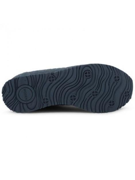 Woden Sneaker ydun croco groen WL048 354 large