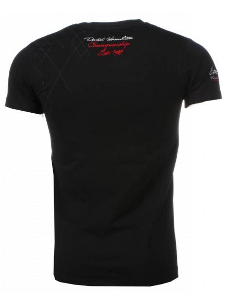 David Copper E t-shirt korte mouwen 1421Z large