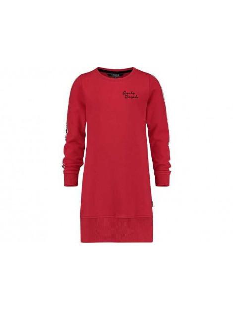 Vingino Sweatdress pelia rood AW18KGN62004-609 large