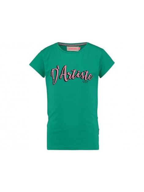 Vingino Shirt korte mouw healy emerald groen SS19KGN30006-216 large