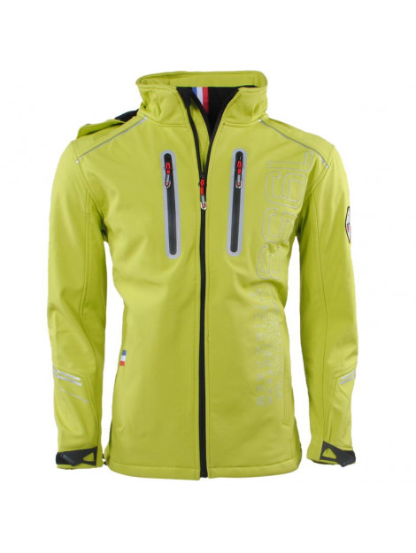 Geographical Norway Heren Softshell Jas Toucan Rood